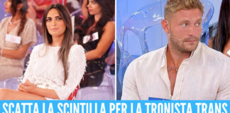 Andrea Nicole e Gabrio Landi