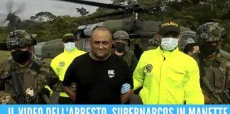 Arrestato Usuga 'Otoniel', era il boss dei narcos più ricercato al mondo