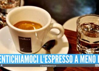 Aumento prezzo caffè