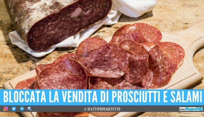 Blitz in Emilia Romagna, sequestrati 3 quintali di Salsiccia Napoli piccante