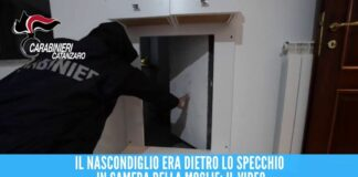 Catturato boss della 'ndrangheta, si nascondeva nel bunker con 35mila euro