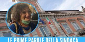 Cinzia Aruta è la nuova sindaca di Arzano Lavoreremo con gioia