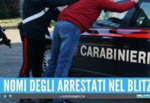 Colpo alle 2 'famiglie dello spaccio', 31 arresti condotti tra Napoli e Salerno