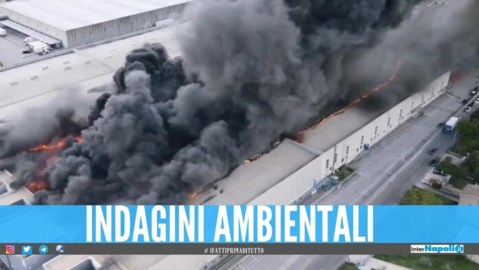 Disastro ambientale ad Airola, l'Arpac indaga sul materiale bruciato