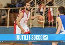 Malore durante la partita di basket, giocatore morto all'ospedale di Reggio Calabria