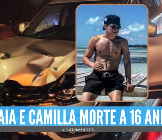 Pietro Genovese torna libero, nel 2019 investì e uccise due ragazze 16enni