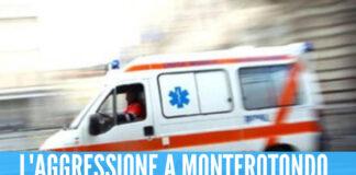 Ragazzo picchiato e lasciato a terra in fin di vita, corsa in ospedale per un 21enne