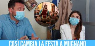 Tra limitazioni e norme anti-covid, torna la Festa del Sacro Cuore a Mugnano: ecco il programma