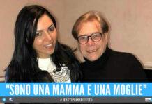 Nancy Coppola e Nino D'Angelo