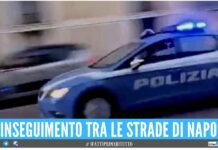 Prima l'inseguimento con la polizia, poi le botte: arrestati due ragazzi a Napoli