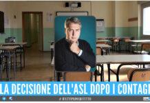 """Focolaio Covid nella scuola di Qualiano, il sindaco: """"Prolungato il periodo di chiusura"""""""