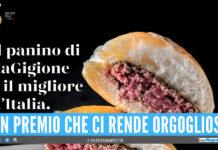Il miglior panino d'Italia 'Da Gigione Gourmand'
