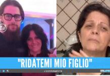 L'appello della mamma di Antonio Natale a 'Chi l'ha visto?'