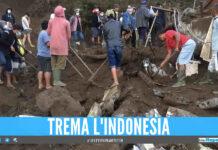Terremoto a Bali