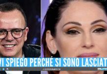 Gigi D'Alessio, la confessione della sorella di Anna Tatangelo: «Lei era disperata»
