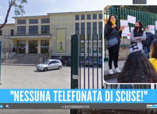 Aggredita fuori scuola a Qualiano, la famiglia della 13enne: «Le hanno teso un agguato»