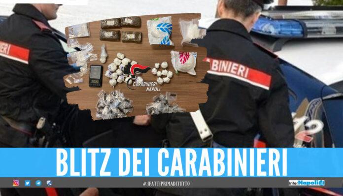 carabinieri giugliano