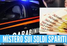 Montagna di soldi sottratti dalla Caserma a Napoli, indagato carabiniere in pensione