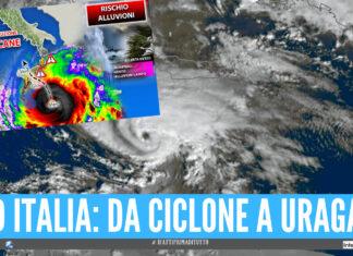In arrivo MediCane, il primo uragano Mediterraneo: le previsioni