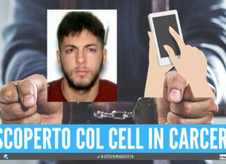 Ras della Vanella Grassi scoperto col telefonino in cella, assolto Paolo Esposito 'o Porsche