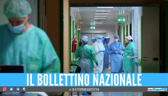 Covid in Italia, oggi superati i 3mila contagi: il bollettino di oggi