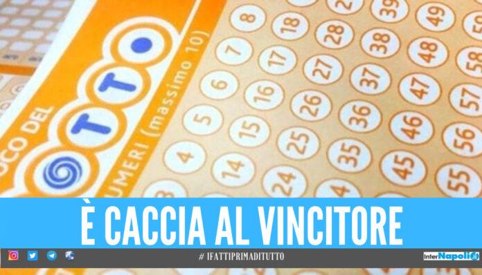 La Dea Bendata fa tappa in provincia di Napoli, vinti 50mila euro al Lotto