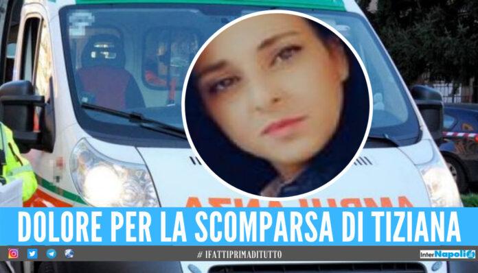 L'Agro Aversano in lacrime per Tiziana, la giovane madre muore a 42 anni
