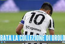 Amara sorpresa per Dybala, furto in casa durante la trasferta con la Juve in Russia