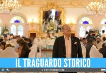 l Castello delle Cerimonie festeggia quota 100, grande evento a 'La Sonrisa'