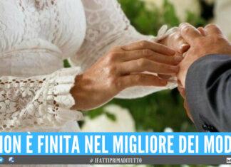 Festa di nozze si trasforma in focolaio Covid, 4 persone finiscono in rianimazione