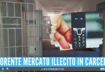 Detenuto beccato con un micro-cellulare, scatta il primo arresto in Italia