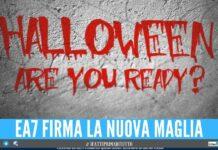 Domani il Napoli indosserà una nuova maglia, l'iniziativa per Halloween