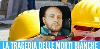 Dramma sul lavoro in Campania, Alessandro muore dopo la caduta da 6 metri