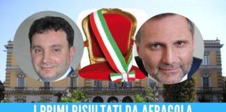 Elezioni ad Afragola, Pannone è in vantaggio fascia tricolore vicina