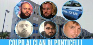 Guerra di camorra a Ponticelli, smantellati tre gruppi. foto degli arrestati
