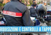Mamma e figlio denunciati a Napoli, beccati sul motorino rubato