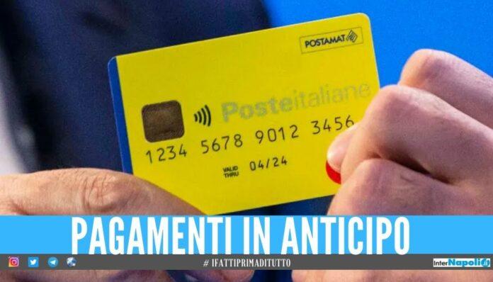 Reddito di Cittadinanza di ottobre, arrivano 3 accrediti per alcune card