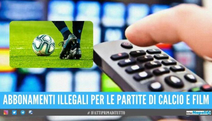 Scoperti 2 pirati del pezzotto Sky e Mediaset, condannati a quasi 2 anni di carcere