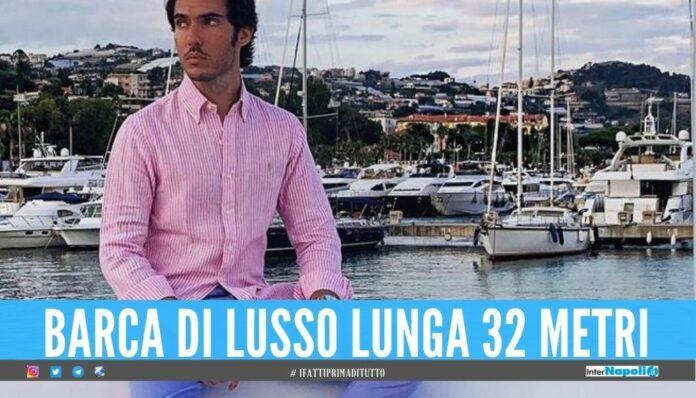 Sequestrato il mega yacht di Bellezza, partecipò al reality Giovani e ricchi