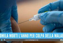 Svolta mondiale per la lotta alla malaria, arriva il primo vaccino