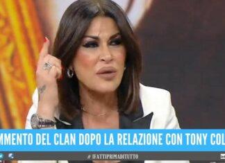 Tina Rispoli indagata ma il Gip respinge l'arresto citata dai pentiti del clan
