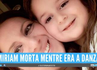 Miriam Laezza insieme alla mamma Antonella