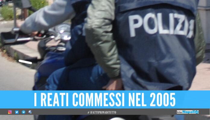 Doveva scontare 7 anni e pagare 4mila euro, 61enne di Pozzuoli arrestato per riciclaggio