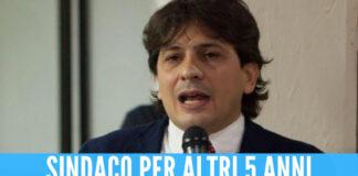 Elezioni Comunali a Parete, Gino Pellegrino riconfermato sindaco con percentuali bulgare