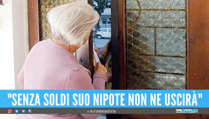 «Signora suo nipote è nei guai», e si fanno consegnare soldi e gioielli: 2 arresti nel Napoletano