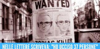 Pubblicato il presunto volto del serial killer 'Zodiac', la svolta dopo oltre 50 anni