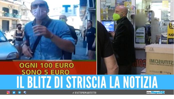 Scoperto il tabaccaio del reddito a Napoli, fila per i prelievi: «Ogni 100 euro ne prendo 5»