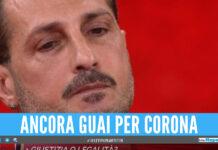 Fabrizio Corona evade dai domiciliari, l'ex paparazzo potrebbe tornare ancora in carcere