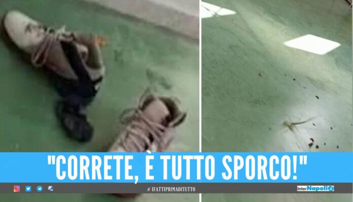 «Mio figlio autistico chiuso in palestra dai prof», la denuncia alla scuola in provincia di Napoli