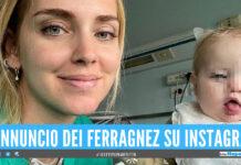Fedez e Chiara Ferragni, la figlia Vittoria ancora in ospedale: «Ha un virus, è stanca ma sta bene»